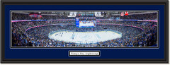 Tampa Bay Lightning Amelia Arena Overtime Framed Poster