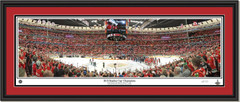 Chicago Blackhawks 2015 Stanley Cup Champions Picture double matted