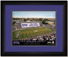 TCU Personalized Stadium Sign Your Day at Kyle Field