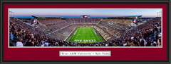Texas A&M Kyle Field Renovated Panoramic Picture
