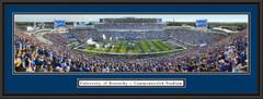 Kentucky Commonwealth Stadium Season Opener Framed Picture
