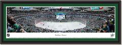 Dallas Stars NHL Hockey Panoramic Framed Poster