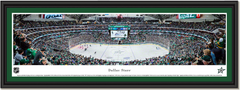 Dallas Stars NHL Hockey Panoramic Framed Poster