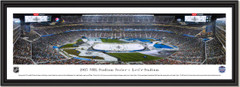 NHL 2015 Stadium Series Levi's Stadium Framed Picture