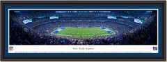 New York Giants MetLife Stadium Panoramic Poster