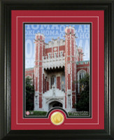 "University of Oklahoma ""Campus Traditions"" Bronze Coin Photo Mint"