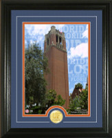 "University of Florida ""Campus Traditions"" Bronze Coin Photo Mint"