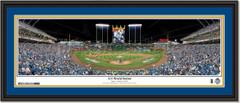 Kansas City Royals 2015 World Series Framed Print with double matting