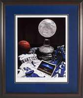 Kentucky National Championship Framed UK Basketball Print