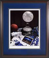 Kentucky National Championship Framed UK Basketball Print