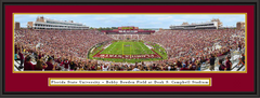 Florida State Doak Campbell Stadium Framed Picture