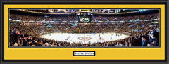 Boston Bruins TD Banknorth Garden Framed Poster