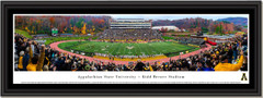 Appalachian State Kidd Brewer Stadium Framed Picture