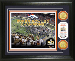 Denver Broncos Super Bowl 50 Celebration