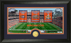 Denver Broncos Super Bowl Traditions Photo Mint