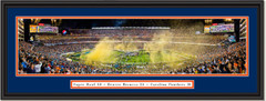 Denver Broncos Super Bowl Celebration Framed Picture