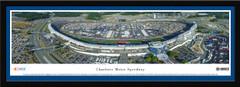 Charlotte Motor Speedway Panoramic Photo