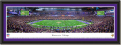 Minnesota Viking Panoramic Framed Picture - U.S. Bank Stadium
