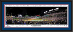 Chicago Cubs 2016 World Series Champion Framed Print - Signature Edition