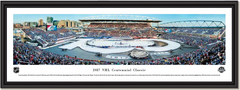 2017 NHL Centennial Classic Framed Print - Toronto Maple Leafs vs. Detroit Red Wings