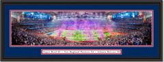 New England Patriots Super Bowl LI 2017 Panoramic Print