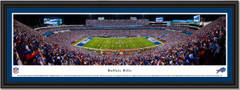 Buffalo Bills New Era Field Framed Panoramic Picture