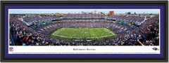 Baltimore Ravens M&T Bank Stadium Panoramic Picture