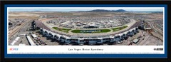Las Vegas Motor Speedway Aerial Framed Panoramic Picture