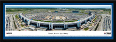 Texas Motor Speedway Framed Panoramic Picture