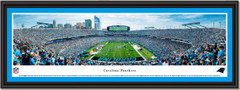 Carolina Panthers Bank of America Stadium Framed Panoramic Picture