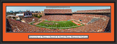 Texas Longhorns Football Darrell K Royal-Texas Memorial Stadium Panoramic Picture