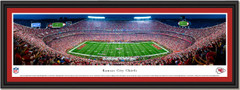 Kansas City Chiefs - Arrowhead Stadium Framed Panoramic Picture