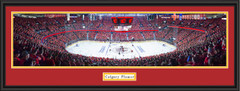 Calgary Flames Scotiabank Saddledome Framed Panoramic Picture