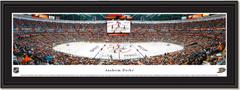 Anaheim Ducks Honda Center Framed Panoramic Picture