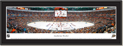 Anaheim Ducks Honda Center Framed Panoramic Picture