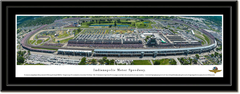 Indianapolis Motor Speedway 100th Anniversary Indy 500 Framed Panoramic Picture