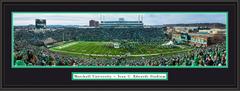 Marshall Thundering Herd Joan C. Edwards Stadium Framed  Panoramic Picture
