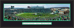 Marshall Thundering Herd Joan C. Edwards Stadium Framed  Panoramic Picture