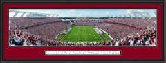 South Carolina Gamecocks Williams-Brice Stadium Framed Panoramic Picture