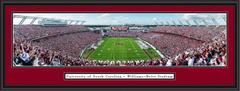 South Carolina Gamecocks Williams-Brice Stadium Framed Panoramic Picture