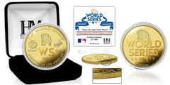 2017 World Series Dueling Gold Mint Coin