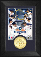 Houston Astros 2017 World Series Champions Bronze M-Series