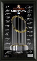 Houston Astros 2017 World Series Champions Signature Trophy