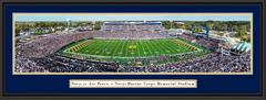 Navy Midshipmen Football Navy-Marine Corps Memorial Stadium Framed Panoramic Picture