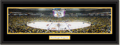 Pittsburgh Penguins PPG Paints Arena Framed Panoramic Picture