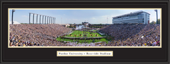 Purdue Boilermakers Football Ross-Ade Stadium Framed Panoramic Picture