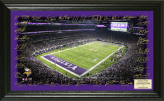 Minnesota Vikings 2017 Signature Gridiron Collection