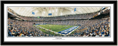 Indianapolis Colts 8 Yard Line Vintage Framed Panoramic Picture
