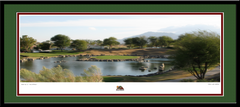 PGA West Hole No. 17 Framed Picture