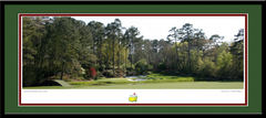 Augusta National Golf Club Hole No. 12 Framed Picture